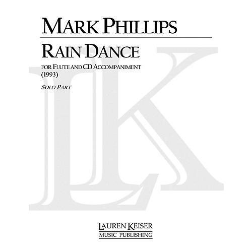 Lauren Keiser Music Publishing Rain Dance LKM Music Series Composed by Mark Phillips thumbnail