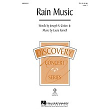 Hal Leonard Rain Music (Discovery Level 1) VoiceTrax CD Composed by Laura Farnell
