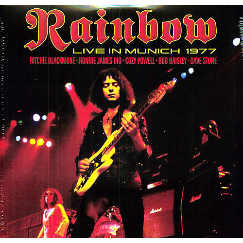 Alliance Rainbow - Rainbow Live in Munich 1977 thumbnail