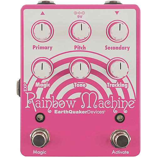 EarthQuaker Devices Rainbow Machine V2 Polyphonic Pitch Shifter Effects Pedal thumbnail