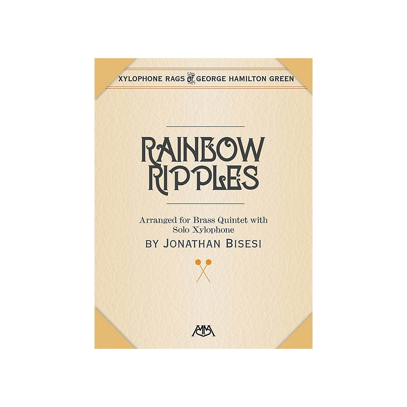 Meredith Music Rainbow Ripples Meredith Music Percussion Series Book  by George Hamilton Green thumbnail
