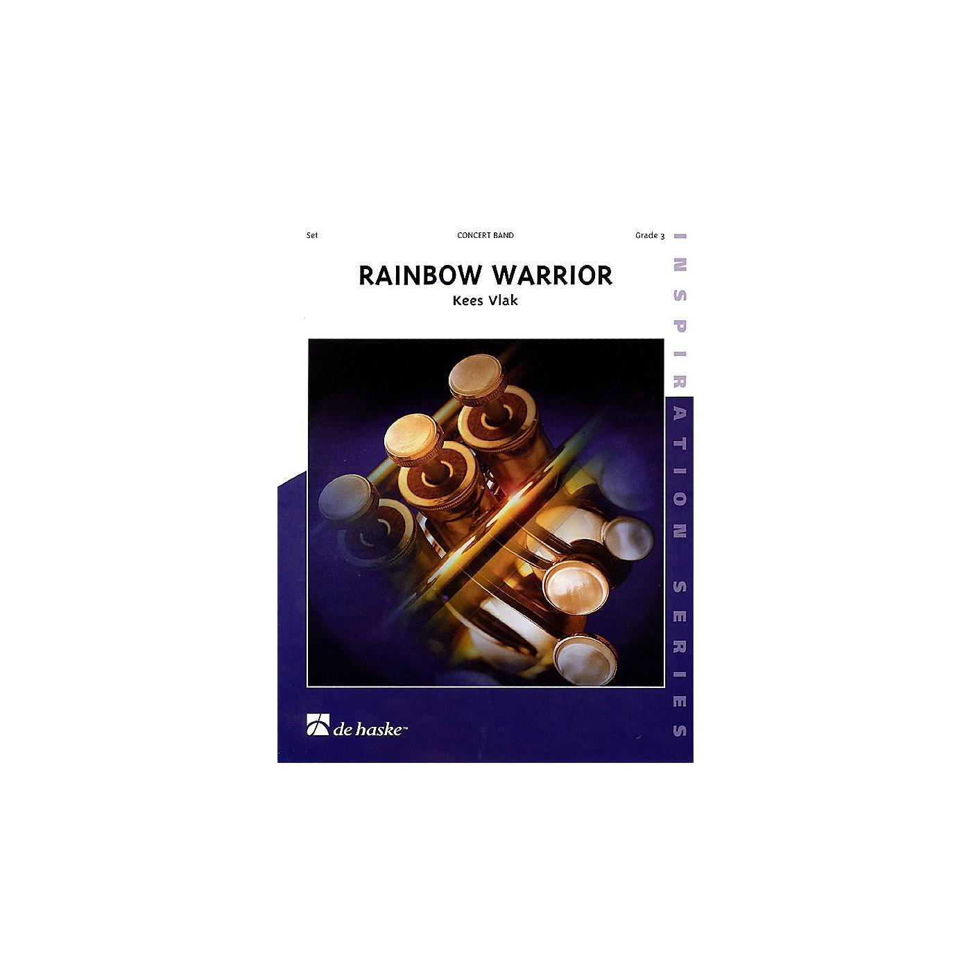 De Haske Music Rainbow Warrior Concert Band Level 3 Composed by Kees Vlak thumbnail