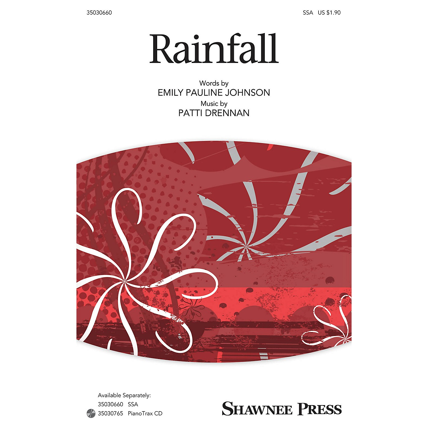 Shawnee Press Rainfall SSA composed by Patti Drennan thumbnail