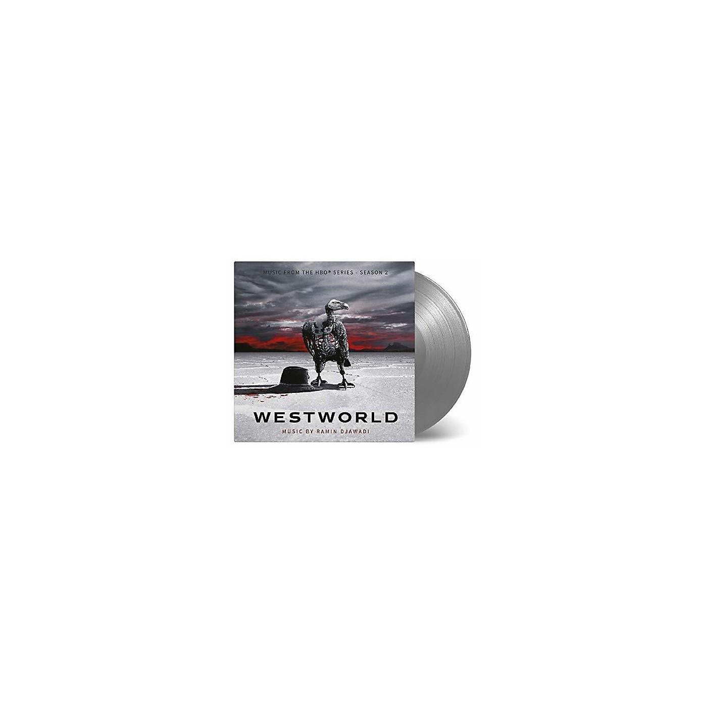 Alliance Ramin Djawadi - Westworld: Season 2 (Music From the HBO Series) thumbnail