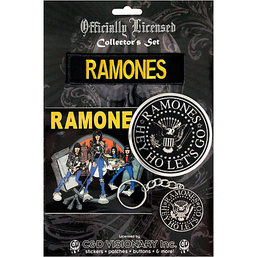C&D Visionary Ramones Collector's Set thumbnail