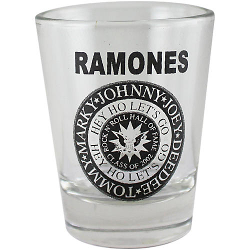 C&D Visionary Ramones Shot Glass thumbnail