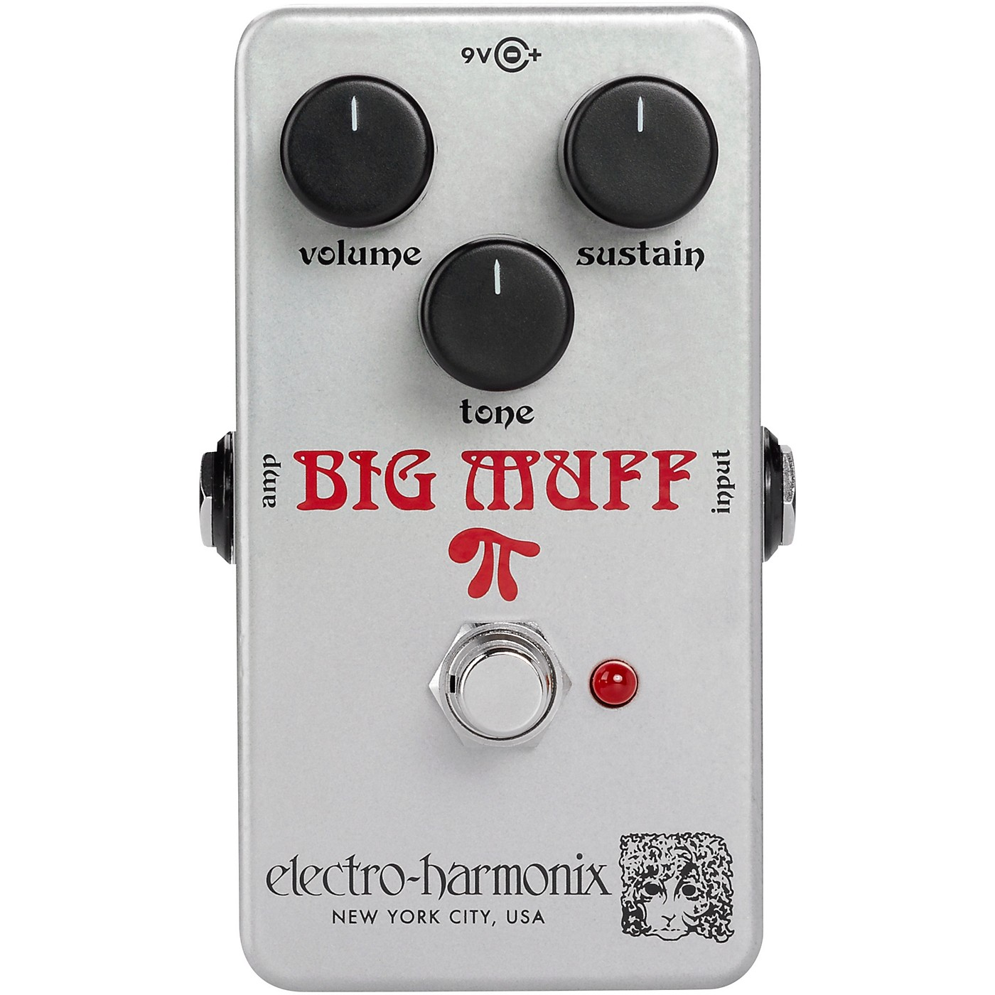 Electro-Harmonix Ram's Head Big Muff Pi Distortion/Sustainer Effects Pedal thumbnail