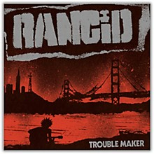 Rancid - Trouble Maker (LP, 7 in. and Download) - 2 LP Vinyl