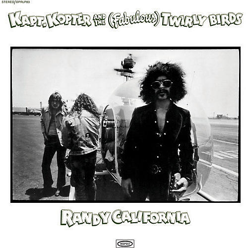 Alliance Randy California - Kapt. Kopter And The (Fabulous) Twirly Birds thumbnail