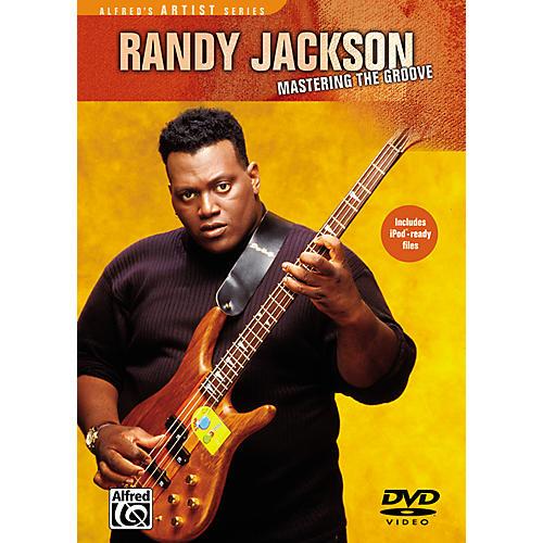 Alfred Randy Jackson Master Groove DVD thumbnail