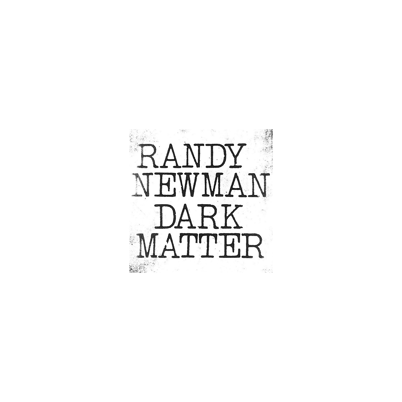 Alliance Randy Newman - Dark Matter thumbnail