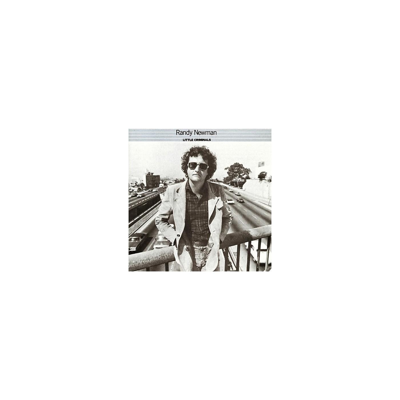 Alliance Randy Newman - Little Criminals thumbnail
