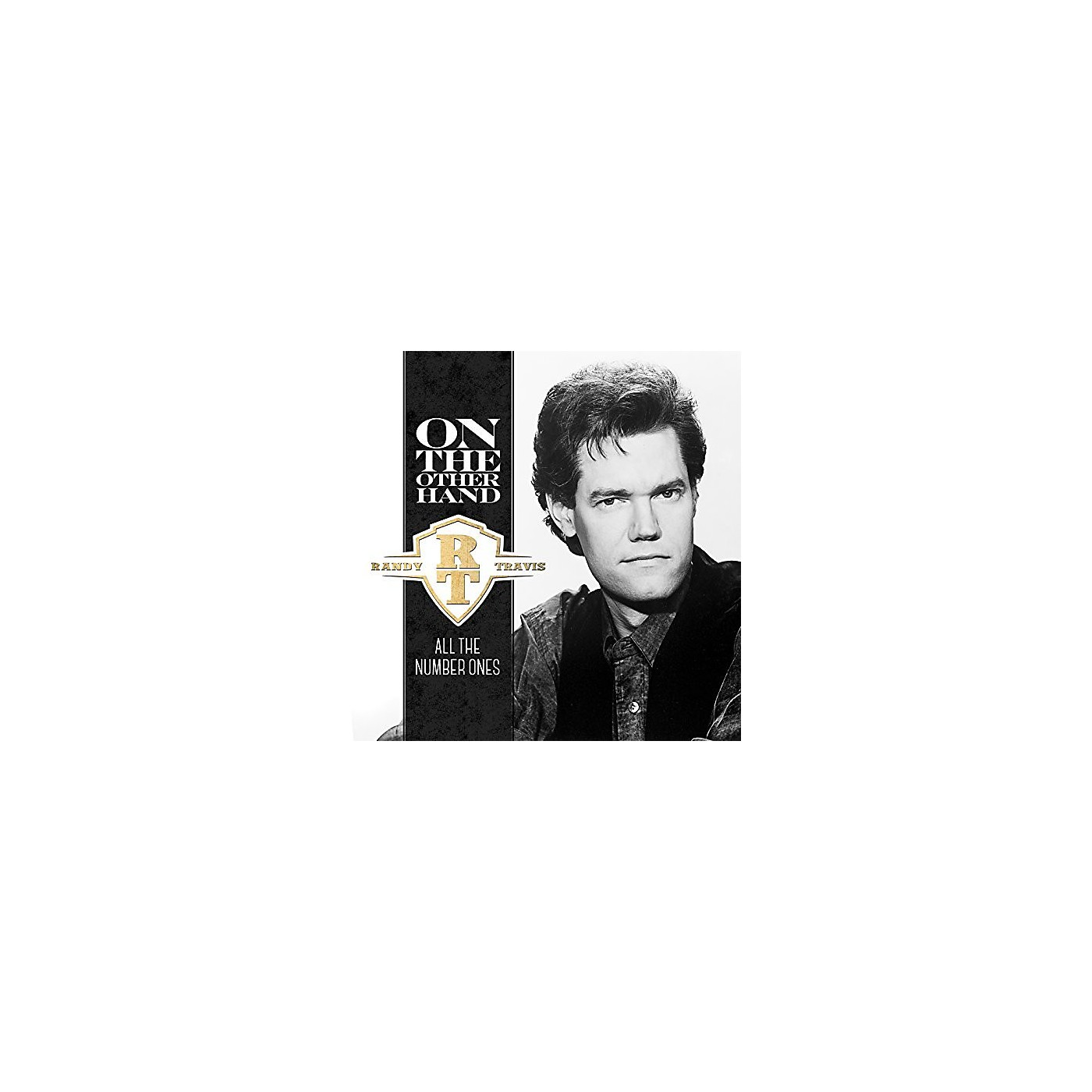Alliance Randy Travis - On the Other Hand: All the Number Ones (CD) thumbnail