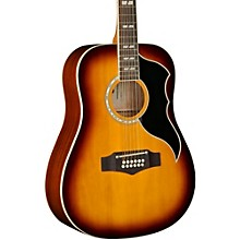 EKO Ranger XII Vintage Reissue 12-String Dreadnought Acoustic-Electric Guitar