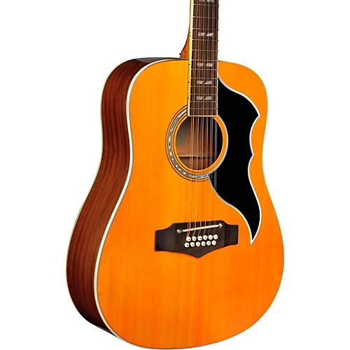 EKO Ranger XII Vintage Reissue 12-String Dreadnought Acoustic-Electric Guitar thumbnail