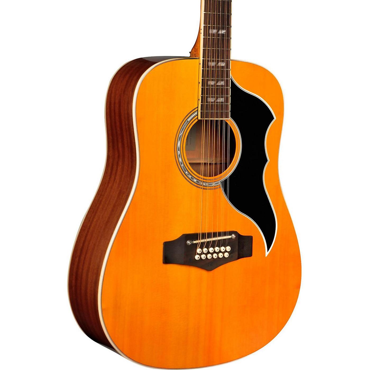 EKO Ranger XII Vintage Reissue 12-String Dreadnought Acoustic Guitar thumbnail