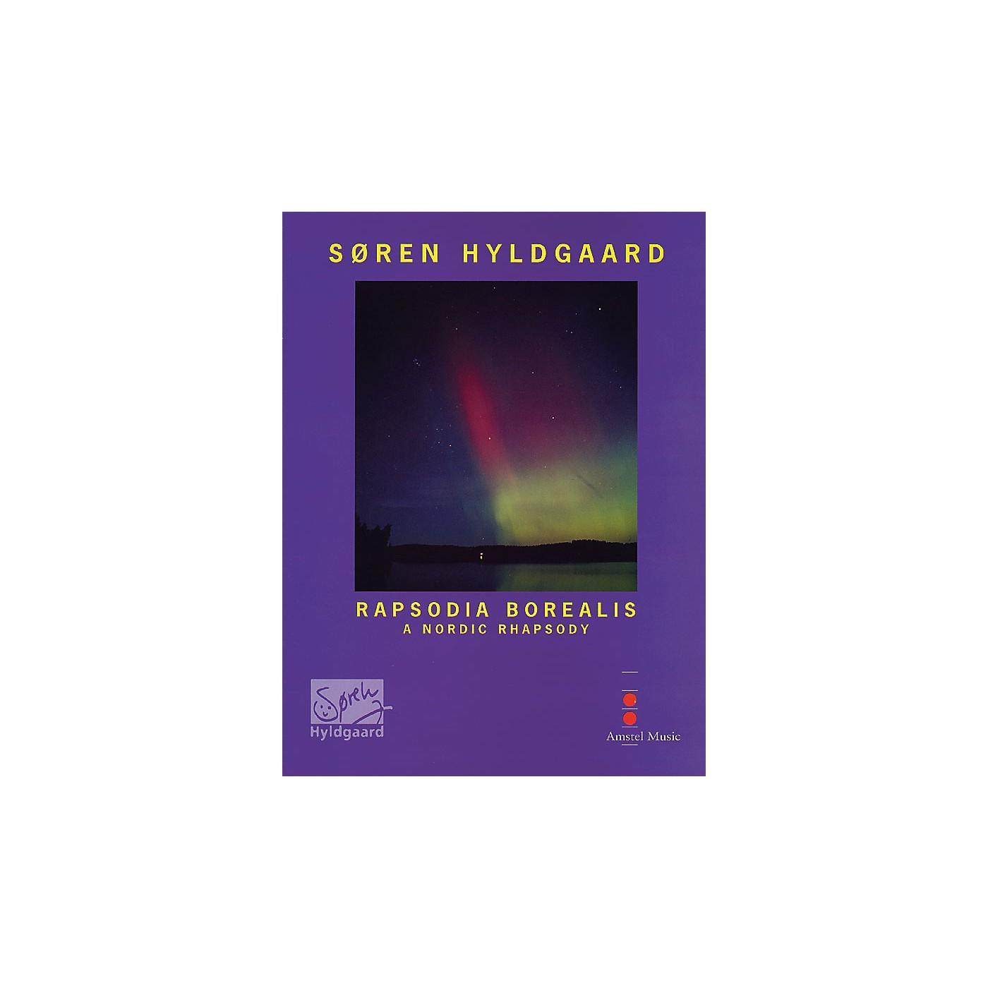 De Haske Music Rapsodia Borealis (for Trombone & Wind Orchestra) (Trombone Solo) Concert Band by Soren Hyldgaard thumbnail