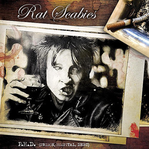 Alliance Rat Scabies - P.H.D. (Prison Hospital Debt) thumbnail