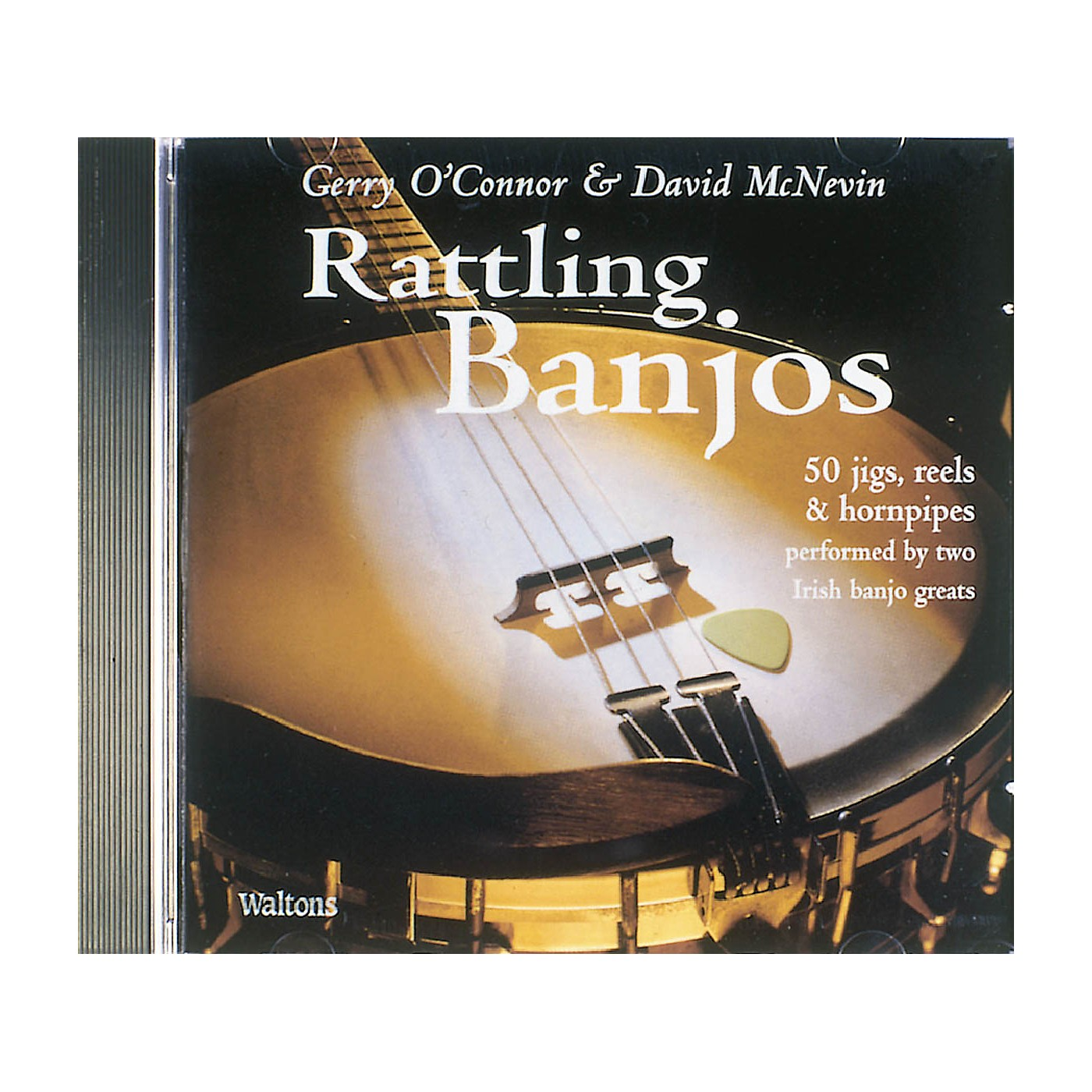 Waltons Rattling Banjos Waltons Irish Music Books Series CD thumbnail