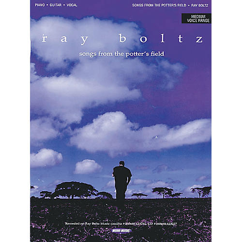 Word Music Ray Boltz - Songs from the Potter's Field Piano, Vocal, Guitar Songbook-thumbnail