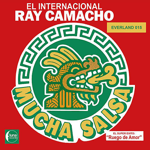 Alliance Ray Camacho - Mucha Salsa thumbnail