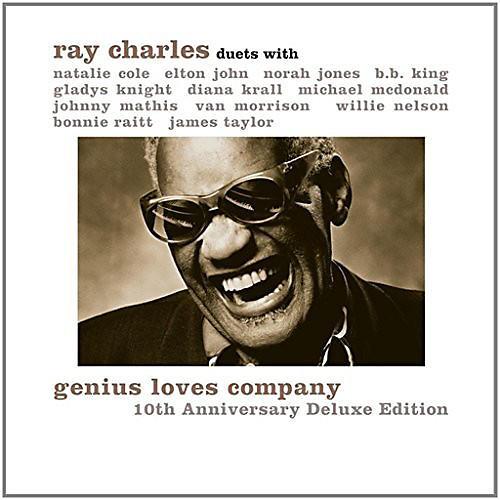 Alliance Ray Charles - Genius Loves Company (10th Anniversary Edition) thumbnail