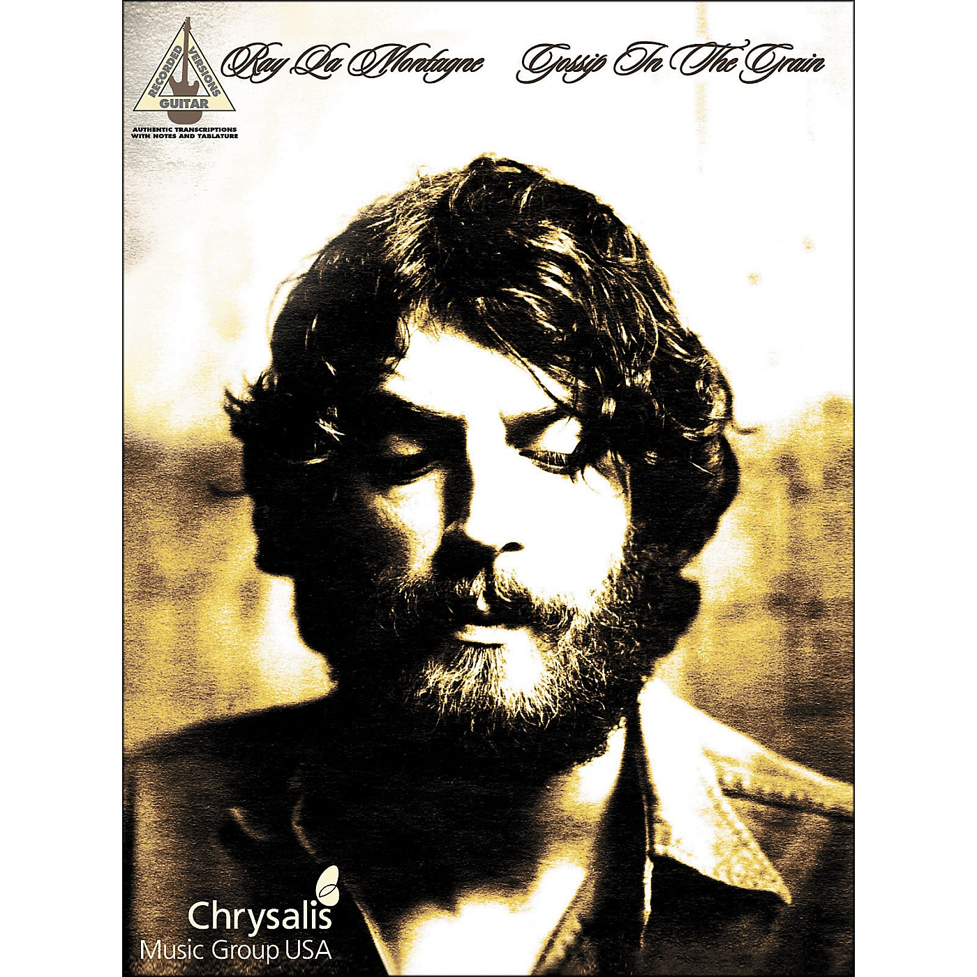 Hal Leonard Ray Lamontagne - Gossip In The Grain Tab Book thumbnail