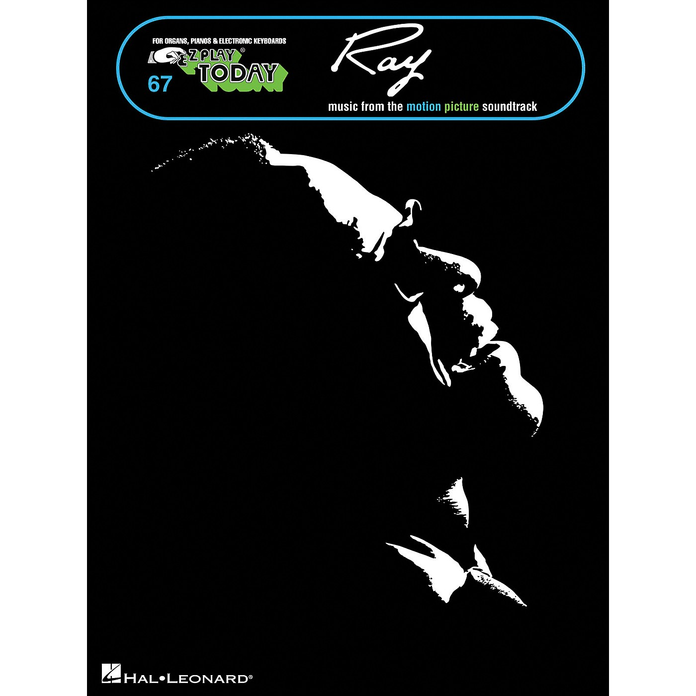 Hal Leonard Ray Music From The Motion Picture Soundtrack E-Z Play 67 thumbnail