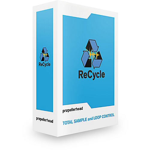 Propellerhead ReCycle 2.2 Audio and Loop Editing Software-thumbnail