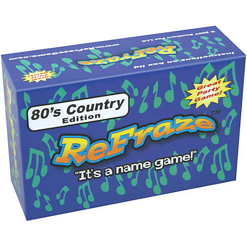 Talicor ReFraze 80's Country Edition thumbnail