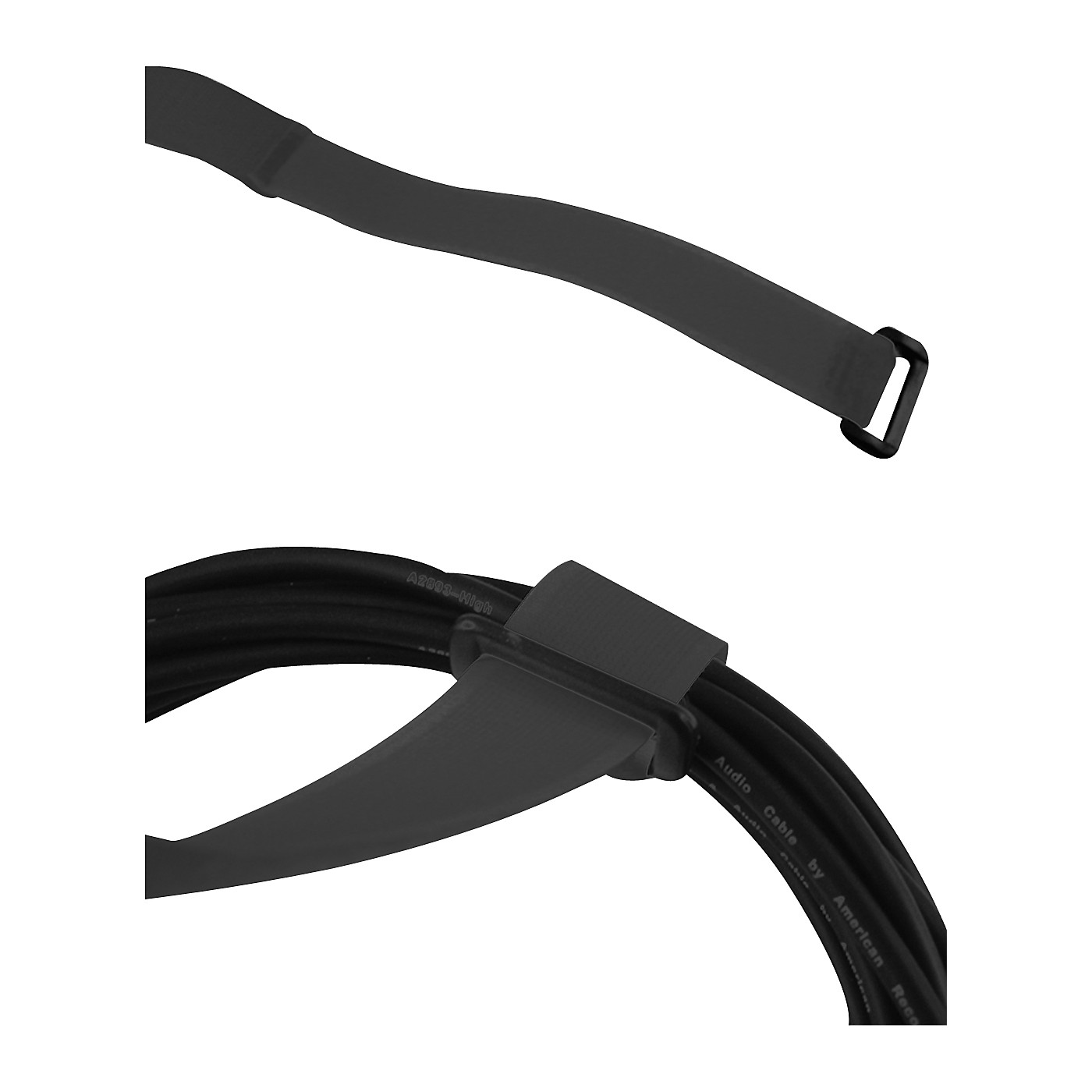 American Recorder Technologies ReGrip Reusable Cable Strap 6-Pack thumbnail