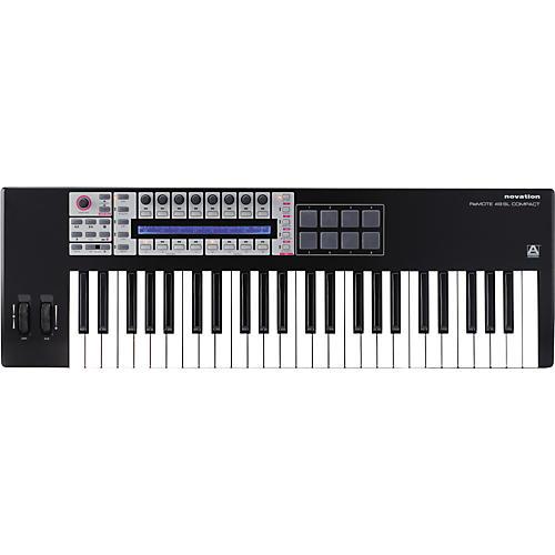 Novation ReMOTE SL COMPACT 49-Key USB MIDI Controller-thumbnail