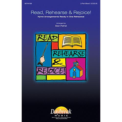 Daybreak Music Read, Rehearse & Rejoice! 2-Part arranged by Stan Pethel thumbnail