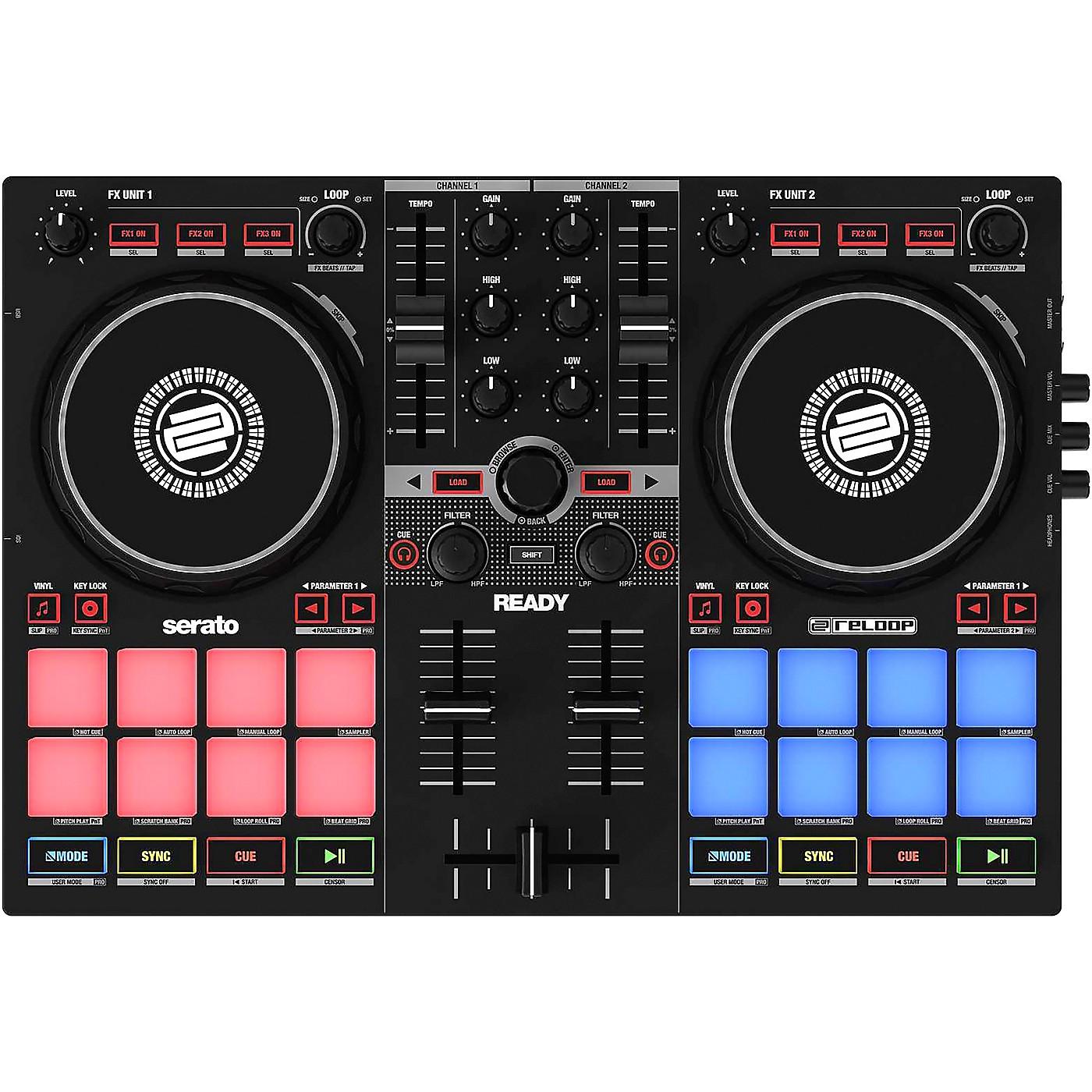 Reloop Ready Portable Performance DJ Controller for Serato thumbnail