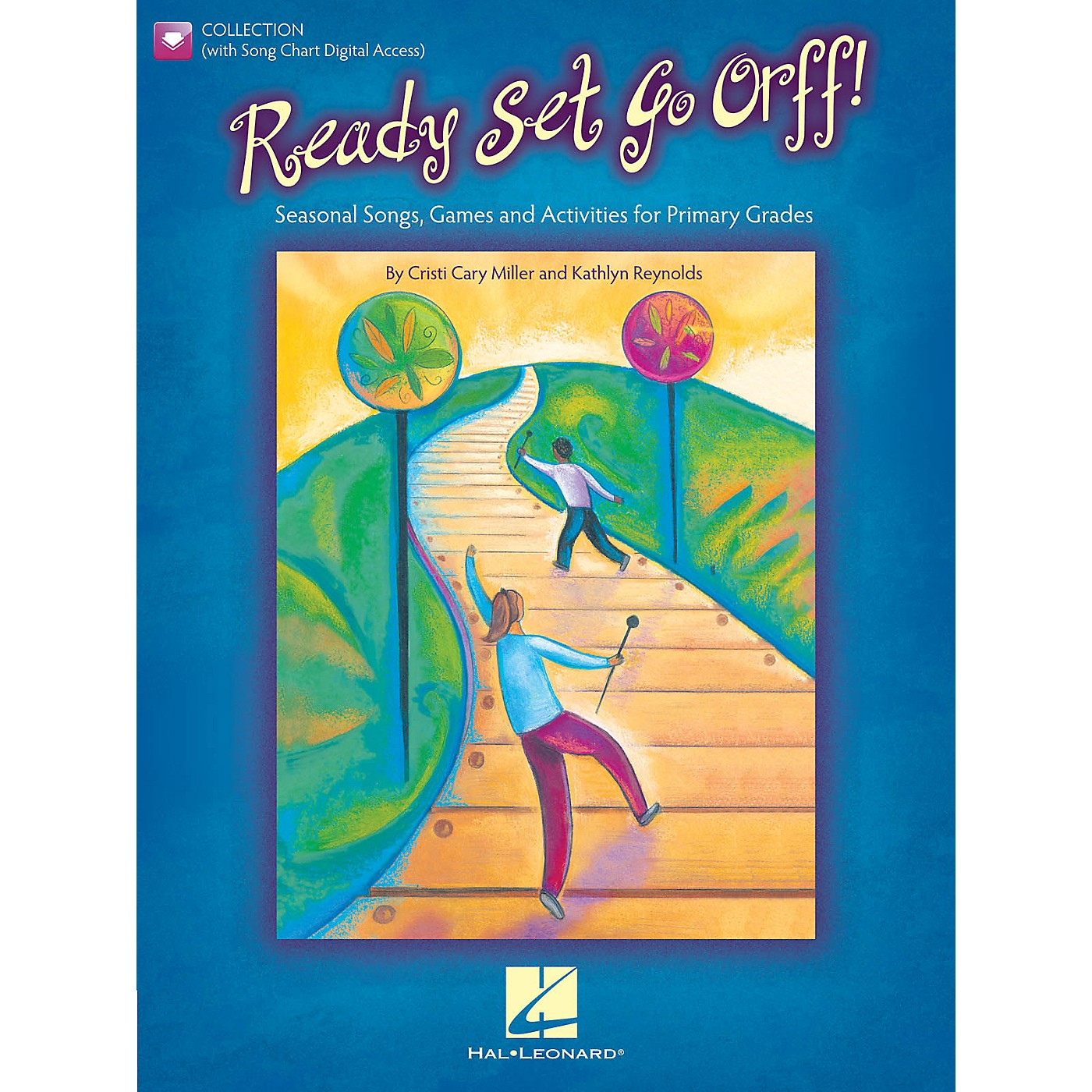 Hal Leonard Ready Set Go Orff! CHORAL Composed by Cristi Cary Miller thumbnail