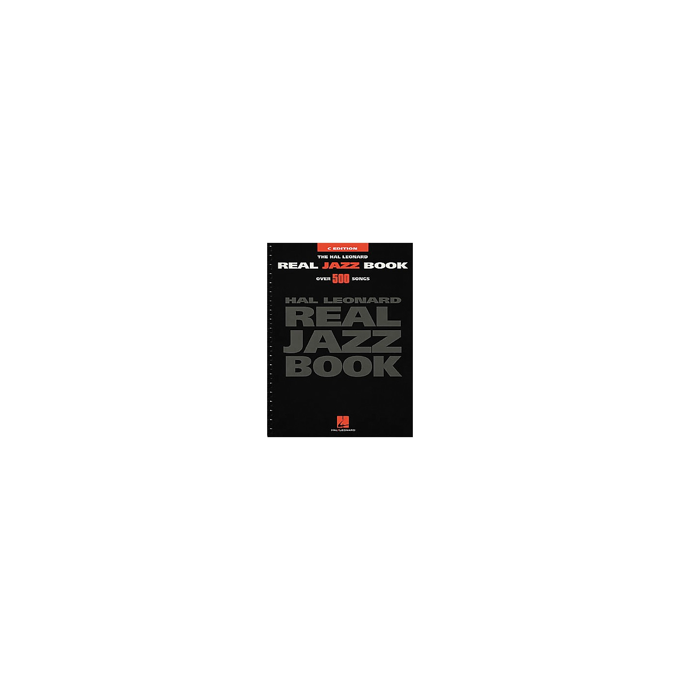 Hal Leonard Real Jazz Book thumbnail
