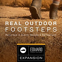 Best Service Real Outdoor Footsteps: EFI Expansion