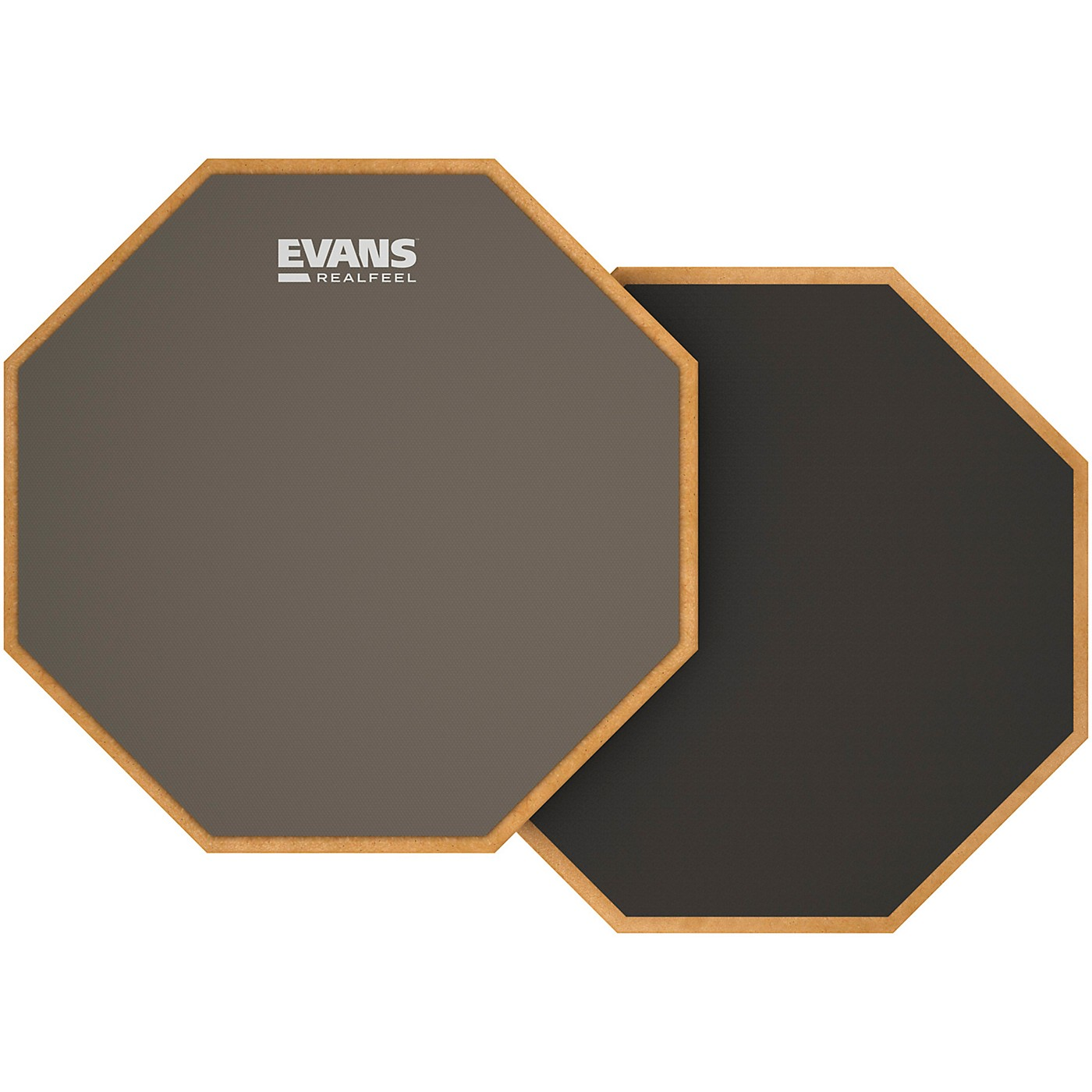 Evans RealFeel 2-Sided Speed and Workout Drum Pad thumbnail