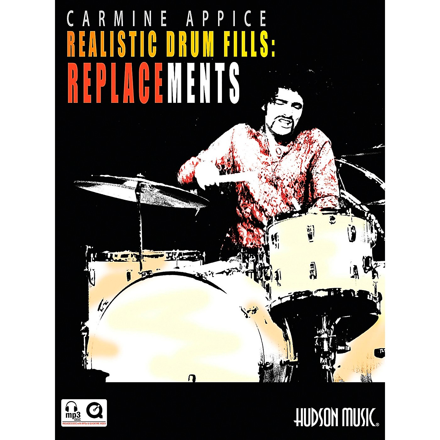 Hudson Music Realistic Fills Volume 1 By Carmine Appice thumbnail