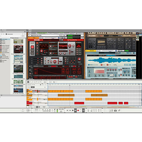 Propellerhead Reason 10 Upgrade - Software Download thumbnail