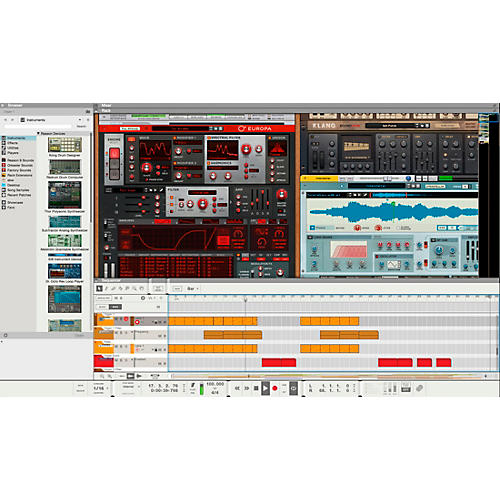 Propellerhead Reason 10 Upgrade thumbnail