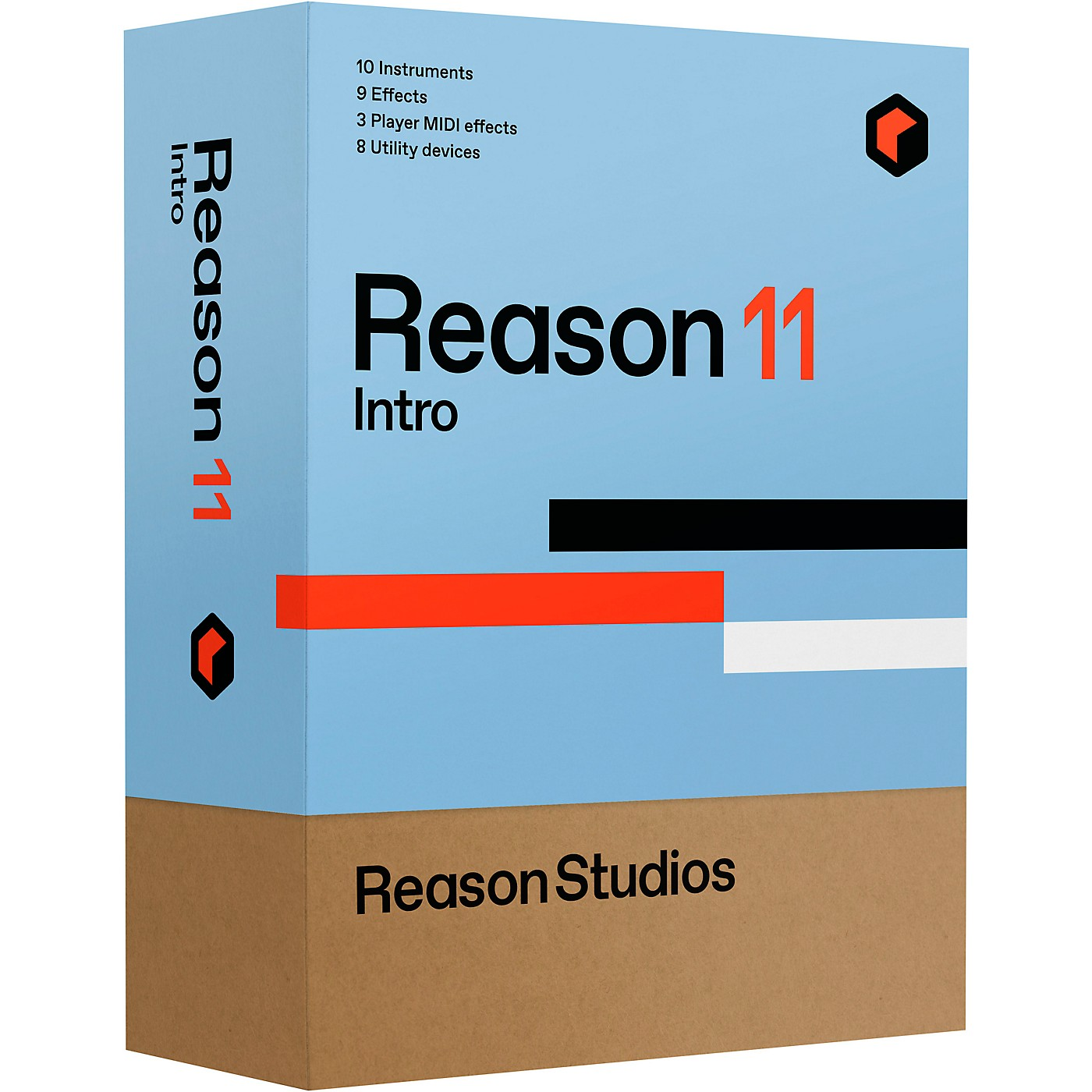 Reason Studios Reason 11 Intro (Download) thumbnail