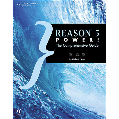 Course Technology PTR Reason 5 Power! The Comprehensive Guide Book thumbnail