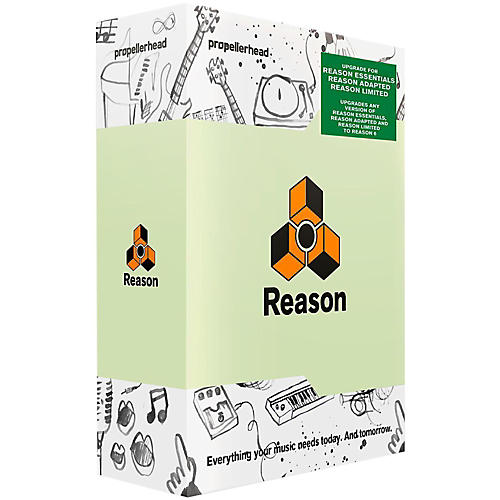 Propellerhead Reason 7 for Ltd/Adapted/Essentials Owners thumbnail