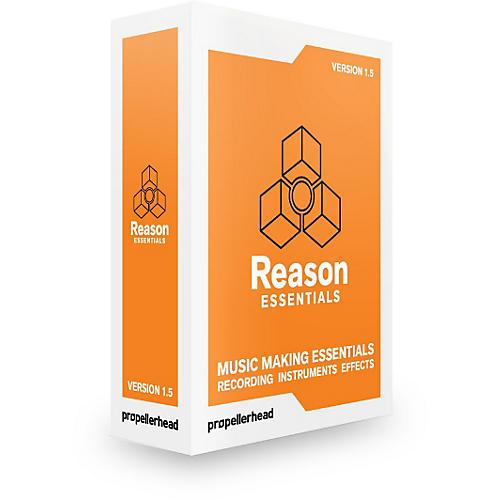 Propellerhead Reason Essentials 1.5-thumbnail