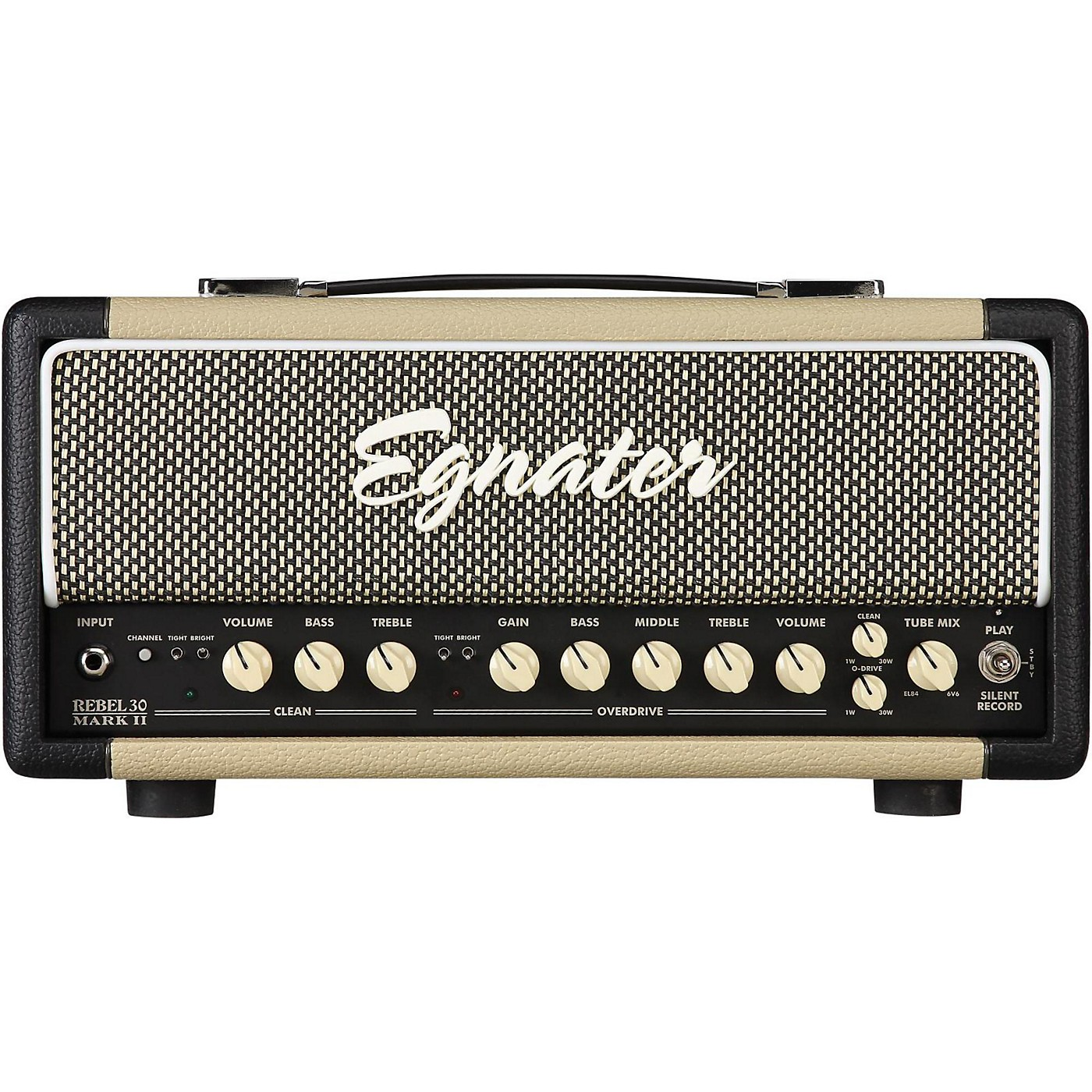 Egnater Rebel-30 Mark II 30W Guitar Tube Head thumbnail