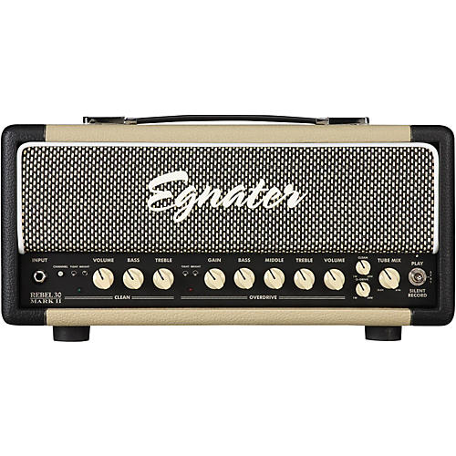 Egnater Rebel-30 Mark II 30W Guitar Tube Head thumbnail
