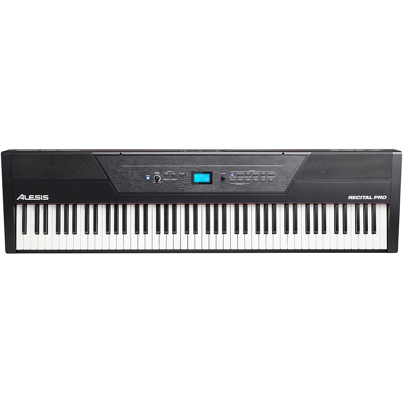 Alesis Recital Pro 88-Key Digital Piano thumbnail