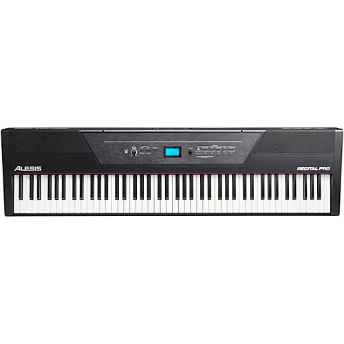 Alesis Recital Pro 88-Key Digital Piano thumbnail
