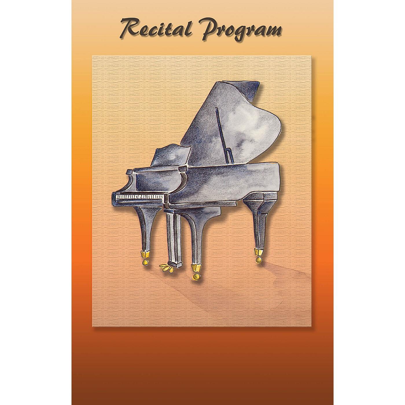 SCHAUM Recital Program #74 - Elegant Piano Educational Piano Series Softcover thumbnail